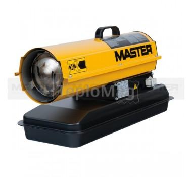 Тепловая пушка MASTER прямого нагрева B 35CED (10 кВт, 280 м.куб/час) дизель
