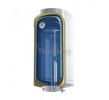 Накопительный водонагреватель BASE Line ANTICALC с «сухими» нагревателями TESY GCV 120 45 24D A04 TS2R
