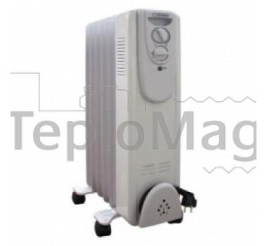 Масляный радиатор Термия H 0612, 1,2 КВт, 6 секций.