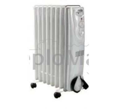 Масляный радиатор Термия H 0715, 1,5 КВт, 7 секций.