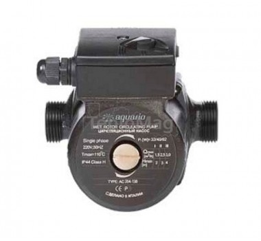 Насос циркуляционный Aquario AC 204-130