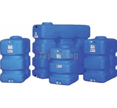 500 л пластиковый бак для воды и других жидкостей ELBI CP 500