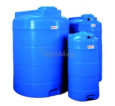 Пластиковый бак для воды и других жидкостей ELBI CV 1500