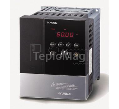 Преобразователь частоты Hyundai N700E 015HF