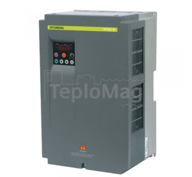 Трехфазный векторный частотный преобразователь с двойной мощностью Hyundai N700E-450HF/550HFP