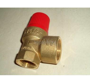 """Клапан предохранительный Watts SVE 1/2"""", 3 бара. Оригинал."""